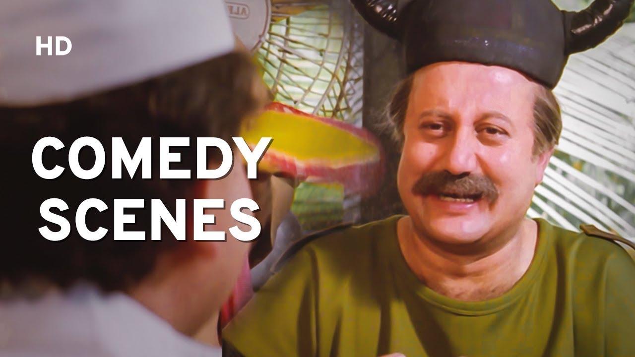 BEST COMEDY SCENES   Akshay Kumar   Anupam Kher   Aruna Irani   Mamta Kulkarni   Comedy Movies