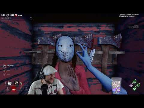 Dead by Daylight RANK 1 THE SPIRIT!! - SHES SUCH A STALKER!