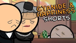 The Funeral - Cyanide & Happiness Shorts