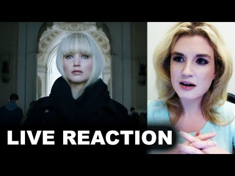 Thumbnail: Red Sparrow Trailer REACTION