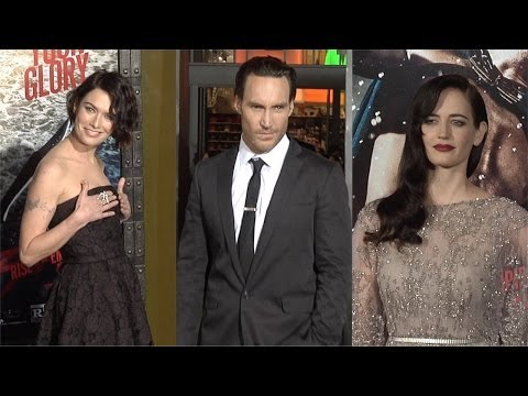 "Eva Green, Lena Headey, Callan Mulvey ""300: Rise of an Empire"" Los Angeles Premiere"