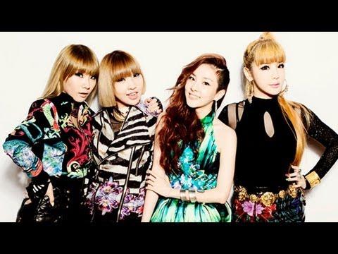 2NE1 투애니원 Q&A with Billboard in NYC