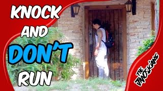 One of Janoskians's most viewed videos: Knock and Don't Run