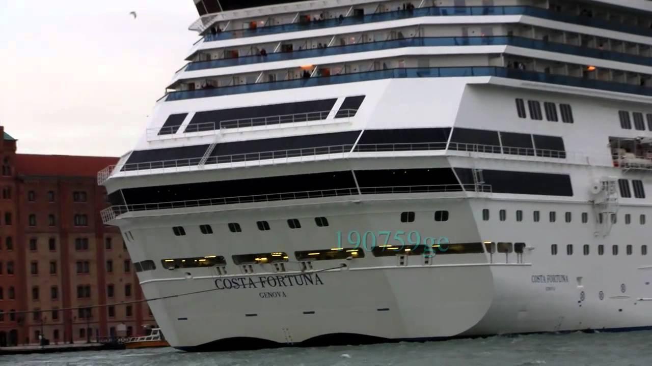 Costa fortuna termina crociera colori dell 39 egeo venezia 10 for Costa pacifica ponti