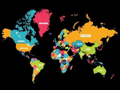 แต่ล่ะทวีปในโลกนี้มีอะไรบ้าง?