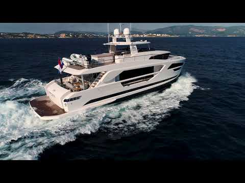 Horizon FD85 by Horizon Yachts Europe