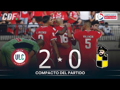 Union La Calera Coquimbo Goals And Highlights