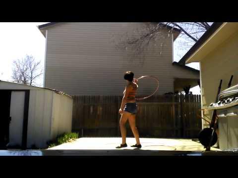 Hooping Game Challenge from  Jillian Jansson