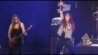 """The Iron Maidens: """"Flash of the Blade"""" Live 1/31/20 Cincinnati, OH"""