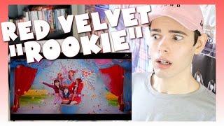 "MV Reaction l Red Velvet (레드벨벳) ""Rookie"""
