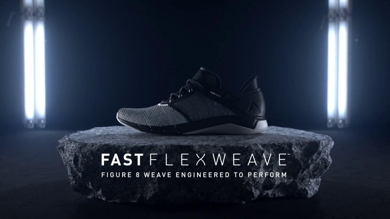 0e07d001d74 Reebok FAST Flexweave - YouTube