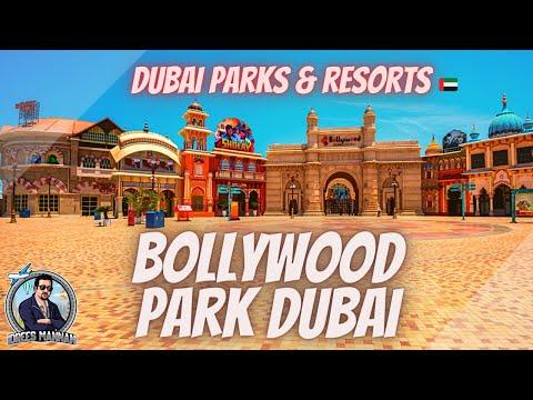 Bollywood Park I Dubai Parks & Resorts I March 2021 I Idrees Mannan I VLog # 15
