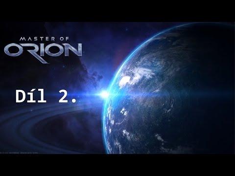 """Master of Orion část 2. """"Mrshanská kolonizační válka - Status Quo"""""""