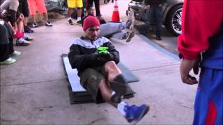 Manny Pacquiao's intense ab workouts training for his rematch against Timothy Bradley