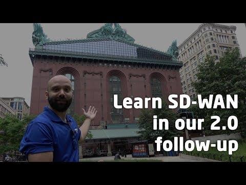 SD-WAN 2.0 Training Guide