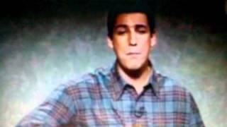 Adam sandler singing a tukey song