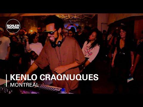 KenLo Craqnuques Boiler Room Montreal Live Show