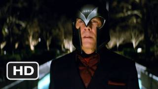 X-Men: First Class #9 Movie CLIP - Shaw Attacks (2011) HD