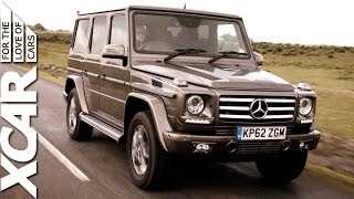 Mercedes-Benz G-Class: It gets under your skin