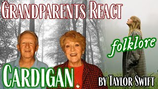 🌲 Grandparents React to 'cardigan' by Taylor Swift | REACTION