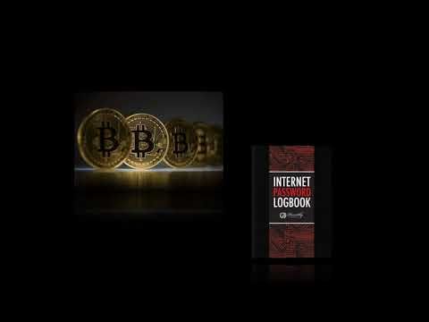 Video #7 FREE Crypto Currency Course - Password Book
