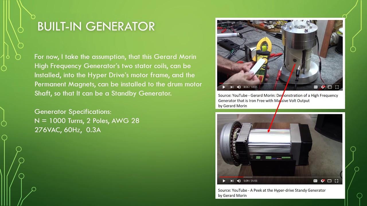 gerard morin hyper drive controller circuit design feasibility study Wiring Harness Diagram