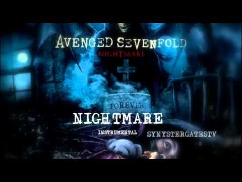 Avenged Sevenfold - Nightmare (Official Instrumental)