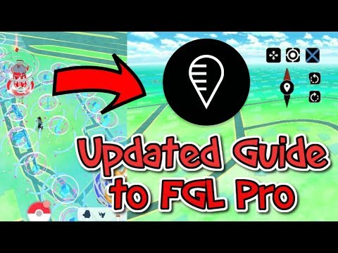 How to use FGL PRO for Pokemon GO! (February 2019)