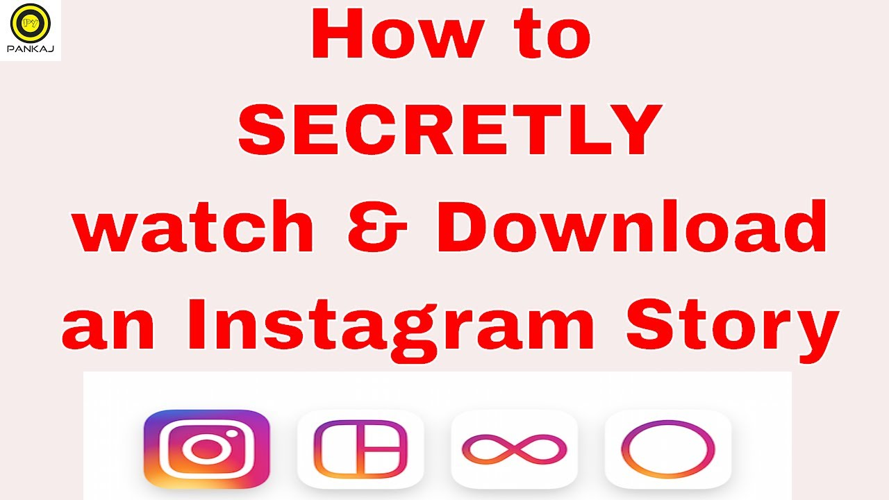 How to watch download instagram story without using instagram app how to watch download instagram story without using instagram app ccuart Image collections