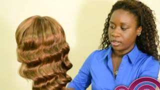 EBONYLINE.com Vanessa Express Half Wig La Gamby Review