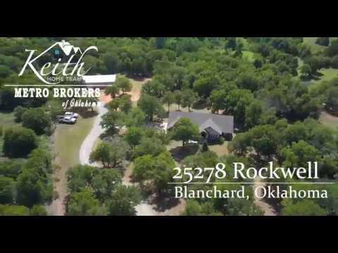 25278 Rockwell Blanchard, OK 73010