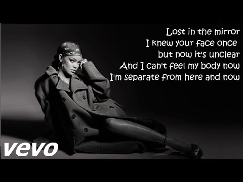 "♺ Rihanna ~ ""Never Ending"" (Lyrics)"