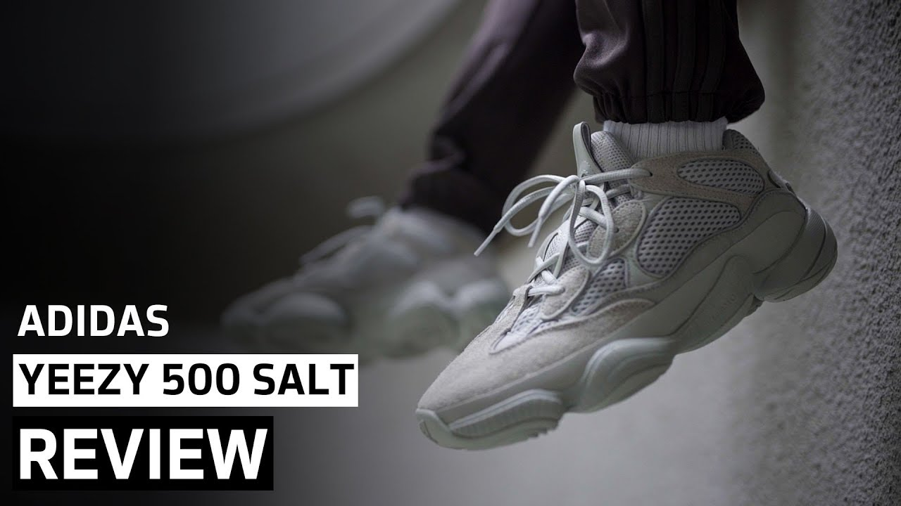 new style 60834 0aad2 Adidas Yeezy 500 Salt | Review + On-Feet | Afew-Store (Instore & Online  Raffle)
