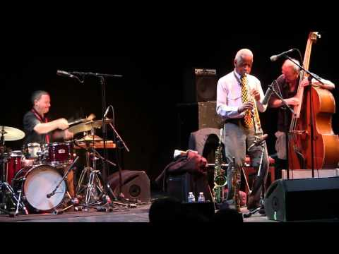 Roscoe Mitchell Trio, live Météo - Mulhouse Music Festival 2016