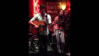 Alex Kinsey and Sierra Deaton Home Beachside Tavern 9.21.13
