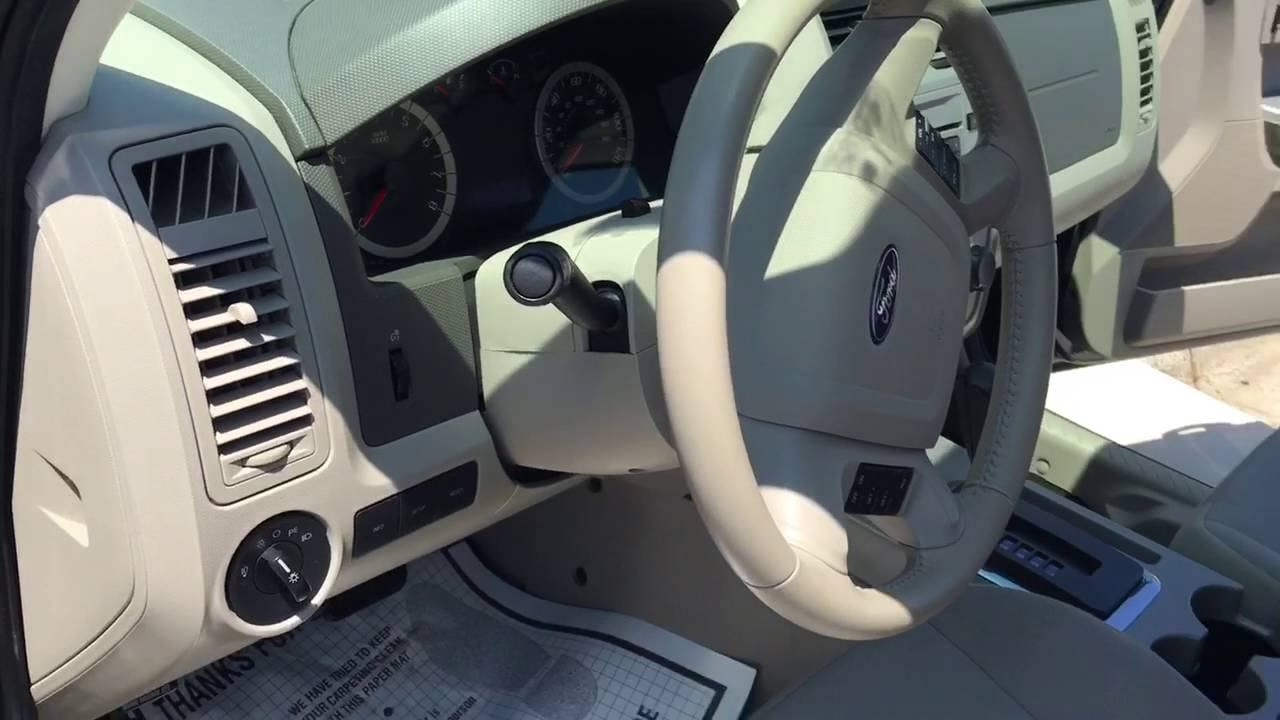 Karl Flammer Ford >> 2012 Ford Escape interior - YouTube