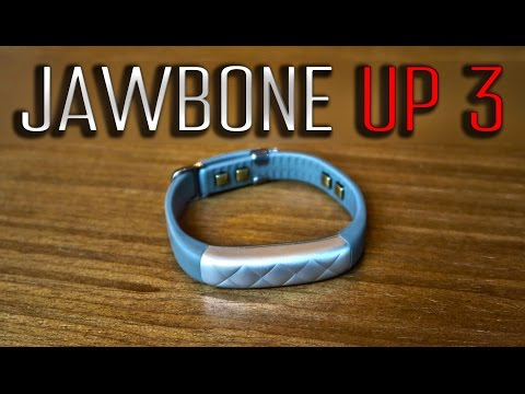 Jawbone UP3 - Эксклюзивный Обзор