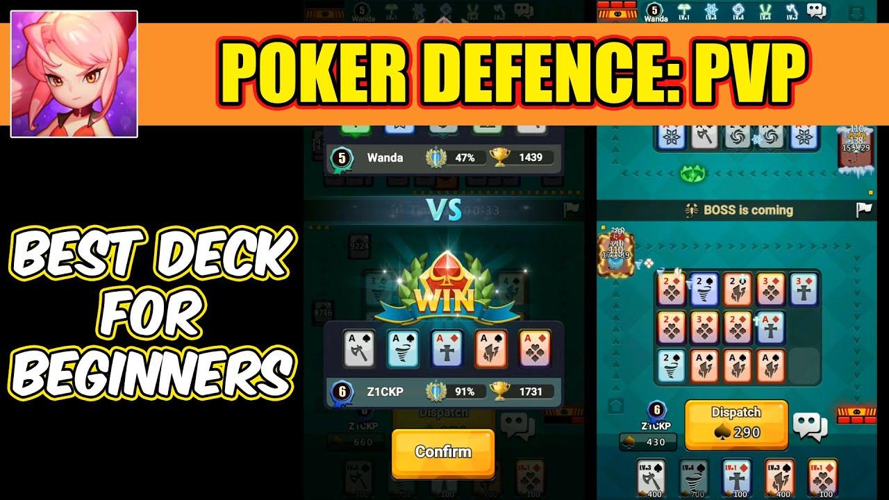 Sc2 Poker Defence