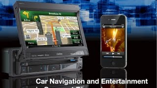 """Clarion NZ503 Review ( also covers nx703 ) 2013 Flip Out 7"""" DVD Bluetooth GPS Stereo"""