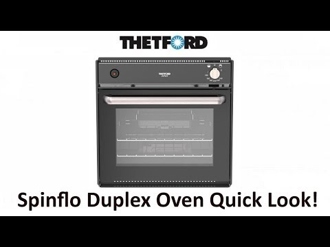 Thetford Spinflo Duplex Oven And Grill Caravan Motorhome