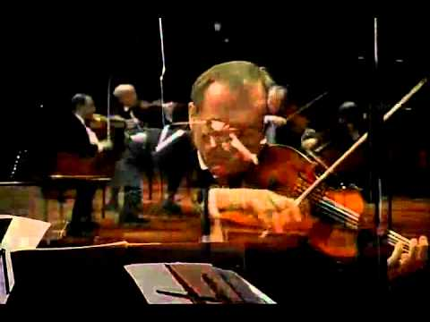 Borodin String Quartet No.2 in D major 1st and intro of 2nd mov. Kopelman Quartet