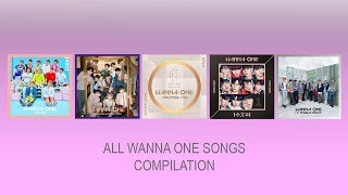 All WANNA ONE songs Compilation