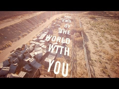 """Calexico - """"End Of The World With You"""" [Official Lyric Video]"""