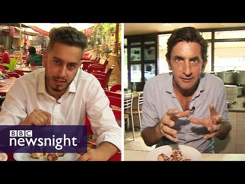 Partition 70 years on: The view from India and Pakistan - BBC Newsnight