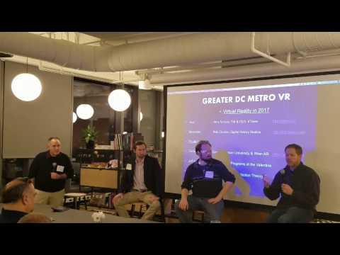 NoVA VR Meetup: February 2, 2017