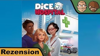 Dice Hospital - Brettspiel - Review