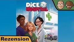 Dice Hospital - Brettspiel - Review