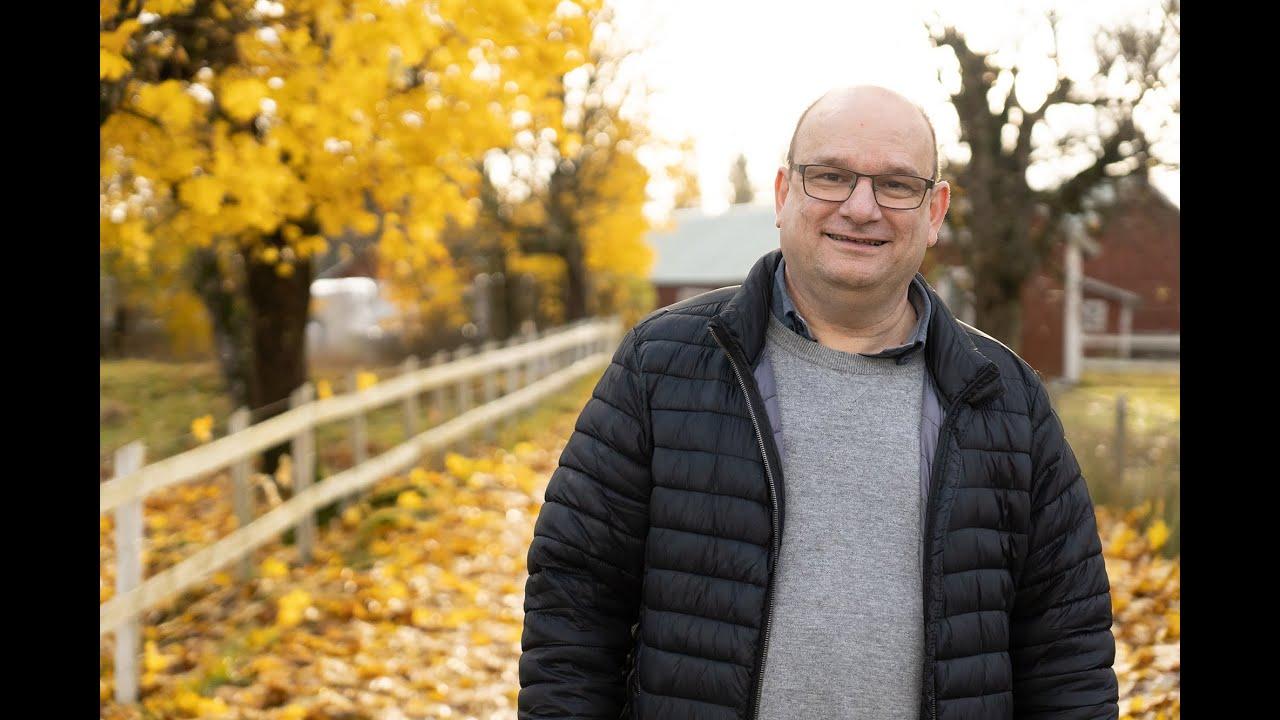 Christer Åberg i Världen idag.