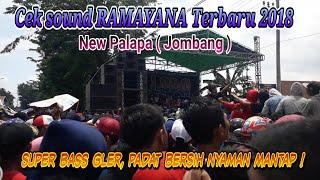 Video CEK SOUND AMPUH RAMAYANA 2018 MANTAP    NEW PALAPA JOMBANG download MP3, 3GP, MP4, WEBM, AVI, FLV Maret 2018