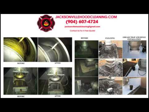 Kitchen Exhaust Cleaning Jacksonville FL